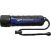 Princeton Tec Tec 40 Incandescent Handheld Halogen Diving Flashlight, Overmold Blue