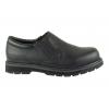 Chinook Footwear Manager Slip On Slip Resistant Boots   Men's, Black, 10