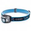 Core Equipment Rechargeable Headlamp, 300 Lumen, Gray, 2.2 X 1.5 X 1.7 In