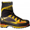 La Sportiva Trango Ice Cube Gtx Mountaineering Boot   Men's Black/Yellow Medium 40.5