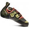 La Sportiva Oxygym Climbing Shoe - Men's-Carbon/Sulphur-39.5