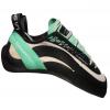 La Sportiva Miura Climbing Shoe - Womens, White/Jade Green, 36