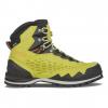 Lowa Cadin Gtx Mid Mountaineering Boots   Men's, Lime, Medium, 10