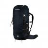 Mammut Lithium Crest 40+7 L Backpack, Black, 40+7 L