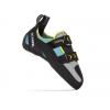 Scarpa Vapor V Climbing Shoe - Women's-Turquoise-38, Turquoise, 38