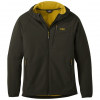 Outdoor Research Ferrosi Grid Hooded Jacket - Men's, Forest, Small