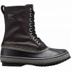 Sorel 1964 Cvs Winter Boot   Womens, Black/Quarry, 10 Us