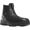 Danner Lookout Station Office 5.5in Non Metallic Toe Boots, Black, 10.5 D