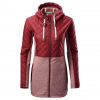 Kathmandu Forerunner Longline Jacket   Women's, Russet Marle, 10