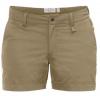 Fjallraven Abisko Stretch Shorts Womens, Sand, 40