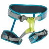 Edelrid Zack Gym Climbing Harness, Turquoise, S-M