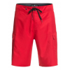 Quiksilver Manic Solid 21 Inch Boardshorts   Men's, Quik Red, 30