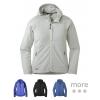 Outdoor Research Ferrosi Hooded Jacket - Womens, Lapis/Naval Blue, Medium