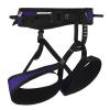 Misty Mountain Women's Volt Lightweight Sport Climbing Harness, Purple, Extra Small