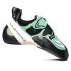 La Sportiva Futura Climbing Shoes - Women's, Jade Green/White, 33