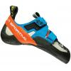 La Sportiva Otaki Climbing Shoe - Men's, Blue/Flame, 34