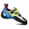 La Sportiva Skwama Climbing Shoes - Women's, Apple Green/Cobalt Blue, 33