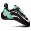 La Sportiva Miura Climbing Shoe - Women's, White/Jade Green, 33