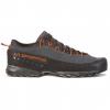 La Sportiva TX4 Approach Shoes - Men's, Carbon/Flame, 38