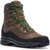 Danner Crag Rat Usa 7in Hiking Shoes   Men's, Brown/Green, 10.5 Us, Medium