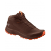 Arc'teryx Aerios FL MID GTX Hiking Shoes - Womens, Redox/Boreal Burn, 7.5