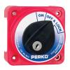Perko Compact Medium Duty Main Battery Disconnect Switch W/Key Lock