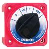 Perko Medium Duty Battery Selector Switch W/O Key Lock Compact