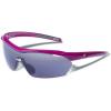 Gargoyles Pursuit Sunglasses W/ Fuschia Frame, Smoke Lens Gar