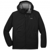 Outdoor Research Refuge Hooded Jacket   Men's, Black, Small
