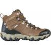 Oboz Bridger Premium Mid B Dry Hiking Shoes   Women's, Dark Oak, 10 Us,  Oak M 10