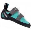 Scarpa Origin Climbing Shoes - Women's, Green Blue/Smoke, Medium, 36
