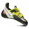 La Sportiva Otaki Climbing Shoe - Women's, Sulphur/Coral, 32