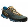 La Sportiva TX3 Approach Shoe - Men's, Blue/Papaya, 38