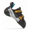 Scarpa Booster Climbing Shoes, Black/Orange, 40