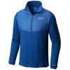 Mountain Hardwear 32 Degree Insulated 1/2 Zip Midlayer   Men's, Nightfall Blue, Medium