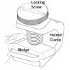 Streamlight Locking Screw for Vantage Helmet Flashlight