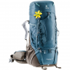 Deuter Aircontact Pro 65 + 15 Sl Backpack, Arctic/Coffee, One Size