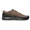 La Sportiva TX2 Leather Approach Shoes - Men's, Chocolate/Avocado, 46