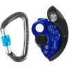 Trango Vergo and React Screwlock, Blue