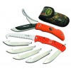 Outdoor Edge Cutlery Razor Pro/ Saw Combo, Orange