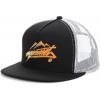 Marmot Trucker Hat, Black/White, One Size