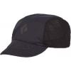 Black Diamond Distance Hat, Black/Black