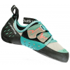 La Sportiva Oxygym Climbing Shoes - Women's, Mint/Coral, 36.5