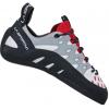 La Sportiva Tarantulace Climbing Shoes - Women's, Grey/Hibiscus, 36