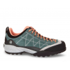 Scarpa Zen Pro Hiking Shoes   Women's, Nile Blue/Salmon, Medium, 40