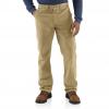 Carhartt Rugged Work Khaki Pant For Mens, Field Khaki, 40/30