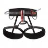 Metolius Safe Tech All-Around SB Harness, Black, Large