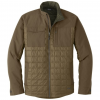 Outdoor Research Prologue Refuge Jacket   Men's, Coyote/Carob, Small