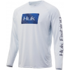 Huk Performance Fishing Huk Performance Fishing Sailfish Badge Pursuit Graphic T Shirt   Men's, Plein Air, Large