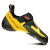 La Sportiva Skwama Climbing Shoes - Men's, Black/Yellow, 34.5